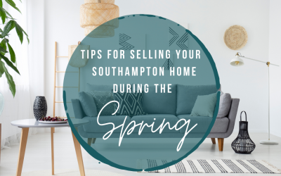 Tips to Sell your Southampton Home in the Spring
