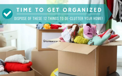 It's Time to Get Organized!